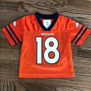 NFL Denver Broncos Manning Jersey 2T